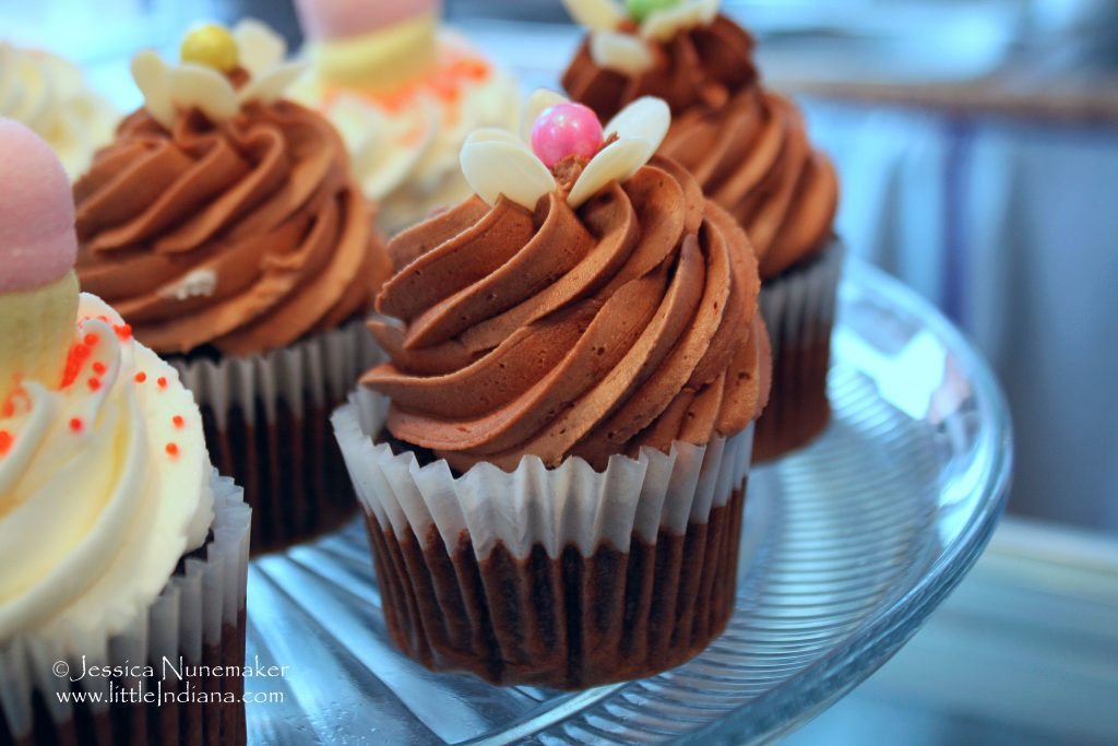 Sugar Bean Cupcakes: Arcadia, Indiana