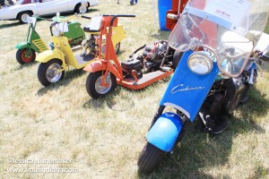 Buffalo Community Daze Car Show in Buffalo, Indiana