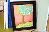 Holly Jackson Art Studio and Gallery in Chesterton, Indiana Live Life Loudly