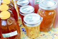 Indiana Farmers Markets: Cambridge City, Indiana Farmer's Market Local Honey