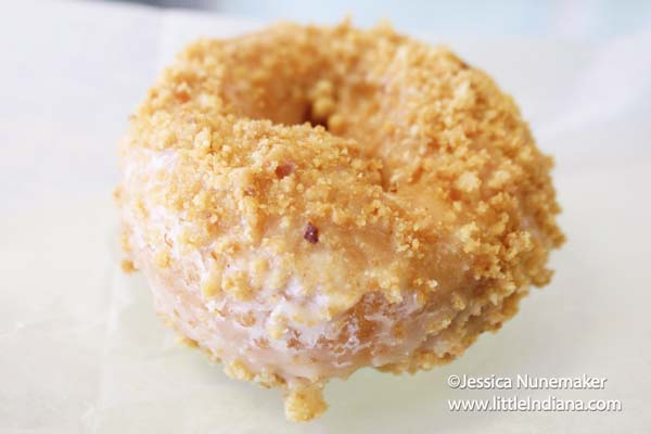 Johns Bakery and Cafe in Monticello, Indiana Donuts