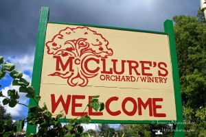 McClures Orchard and Winery: Peru, Indiana