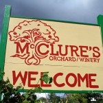 McClure's Orchard and Winery: Peru, Indiana