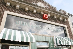 Old Bank Antiques and Fair Trade in Kirklin, Indiana