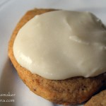 Soft Pumpkin Cookies with Frosting Recipe