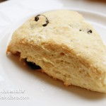 White Chocolate Cherry Scones Recipe