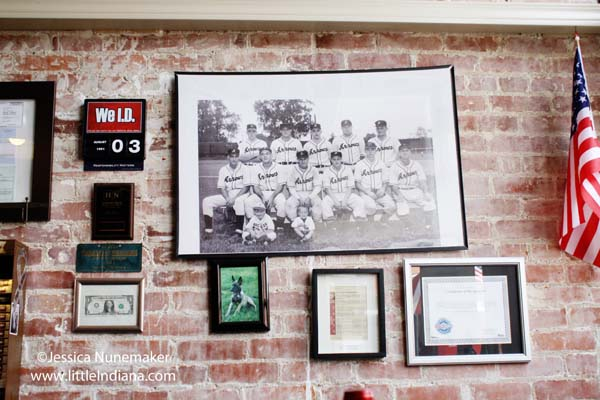 Owner Brandon Anderson's Grandfather Played Baseball for the Arcadia Arrows