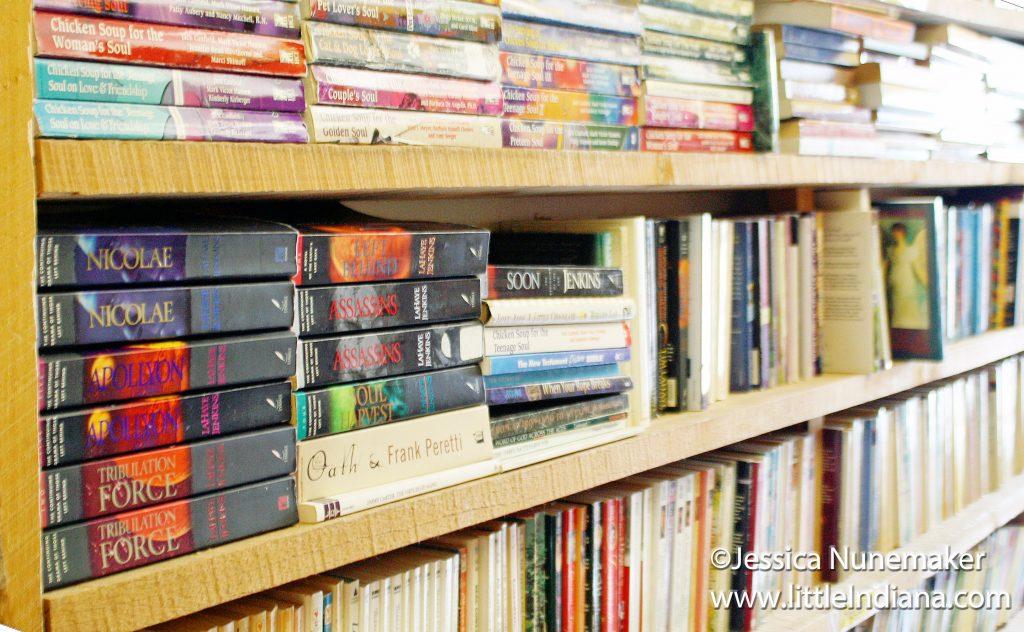 Bookworm Used Bookstore in Corydon, Indiana