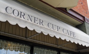 Corner Cup Cafe: Walkerton, Indiana