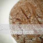 Best Cookie Recipes: Dark Chocolate Orange Cookies