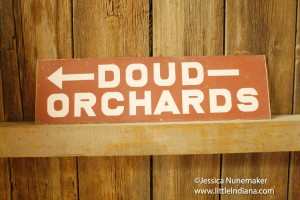 Doud Orchards in Denver, Indiana