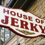 House of Jerky in Nashville, Indiana