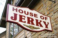 House of Jerky in Nashville, Indiana