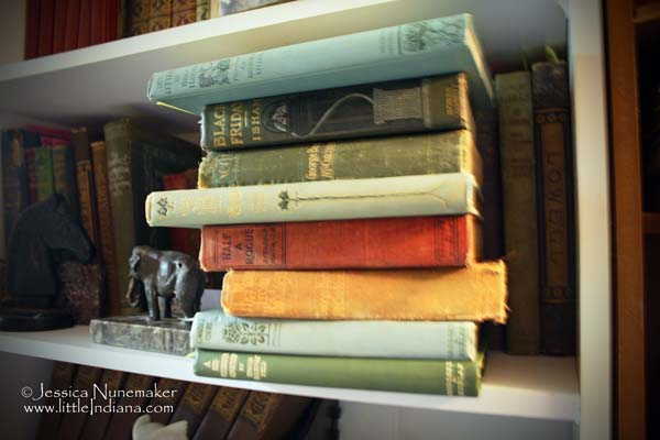 Katie's Antiques in Chesterton, Indiana Vintage Books