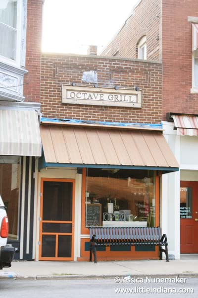 Octave Grill in Chesterton, Indiana Exterior