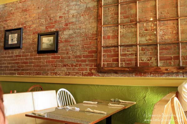 Octave Grill in Chesterton, Indiana Interior