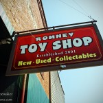 Romney Toy Shop: Romney, Indiana