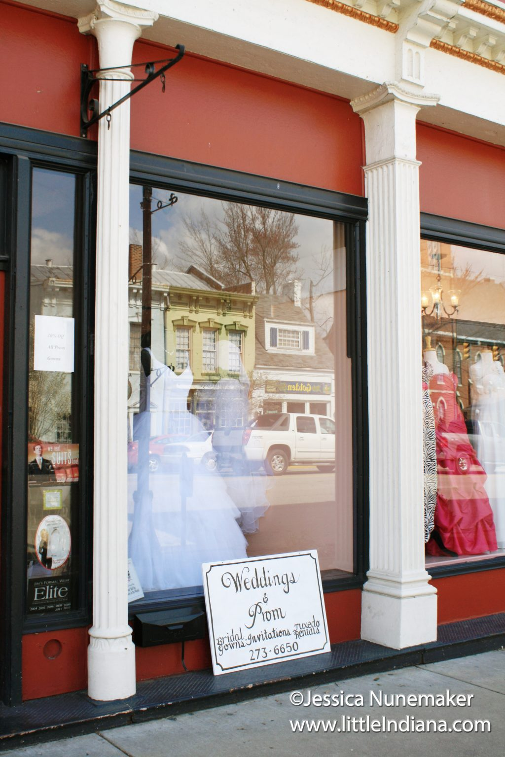 Weddings and Prom in Madison, Indiana