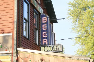 Bonge's Tavern in Perkinsville, Indiana