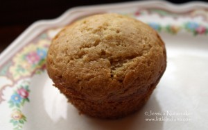 Brown Sugar Muffins Recipe