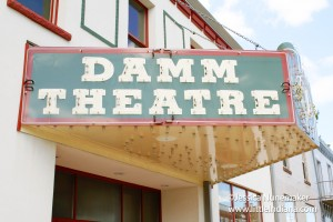 Damm Theater in Osgood, Indiana