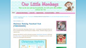 Indiana Blogs: Our Little Monkeys