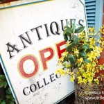 Katie' s Antiques in Chesterton, Indiana Exterior Sign