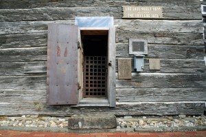 Nashville, Indiana: 1879 Log Jail