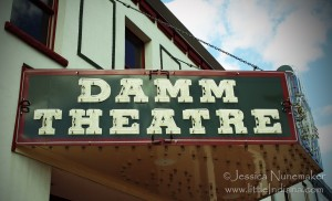 Osgood, Indiana: Damm Theater