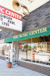 Peru Music Center in Peru, Indiana