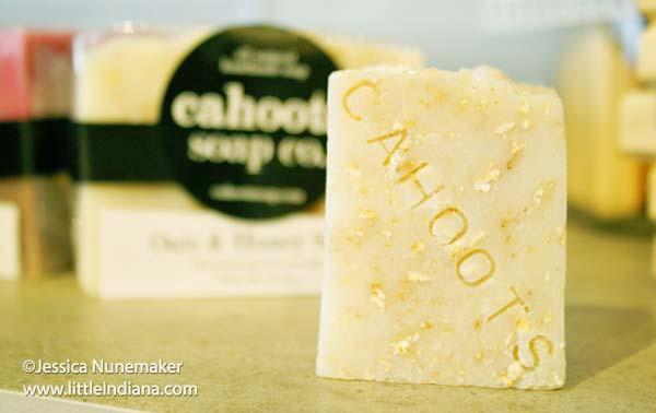 Cahoots Soap Company in Converse, Indiana