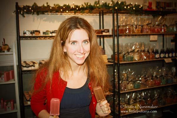 Cahoots Soap Company in Converse, Indiana Jessica Nunemaker