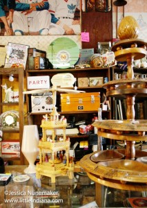 Fort Half Moon Antiques in Paoli, Indiana