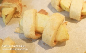 Handheld Apple Pie Bites Recipe
