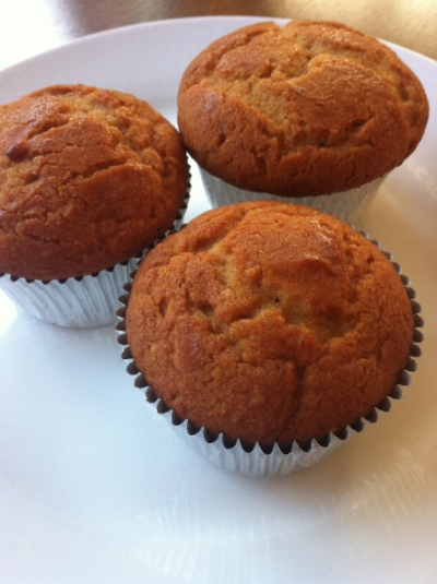 Pumpkin Butter Cupcakes Recipe