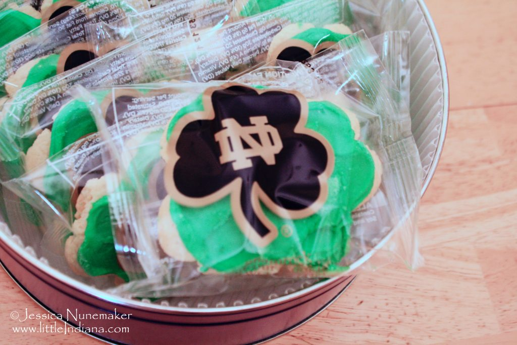 Cheryl's Notre Dame Collection Review