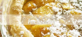 Best Dutch Apple Pancake Recipe