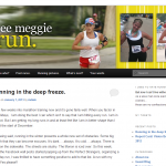 Indiana Blogs: See Meggie Run