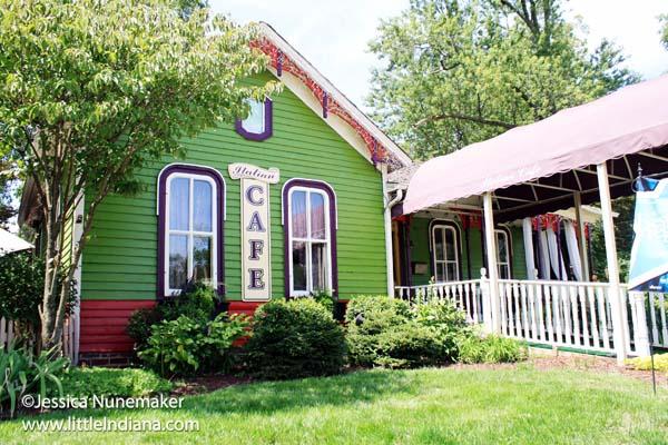 Lucrezia Cafe in Chesterton, Indiana Exterior