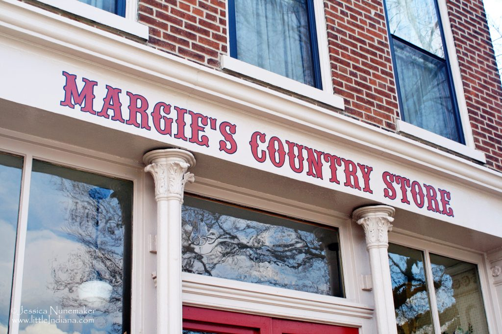 Margie's Country Store in Madison, Indiana