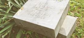 Portland Arch Cemetery in Fountain, Indiana