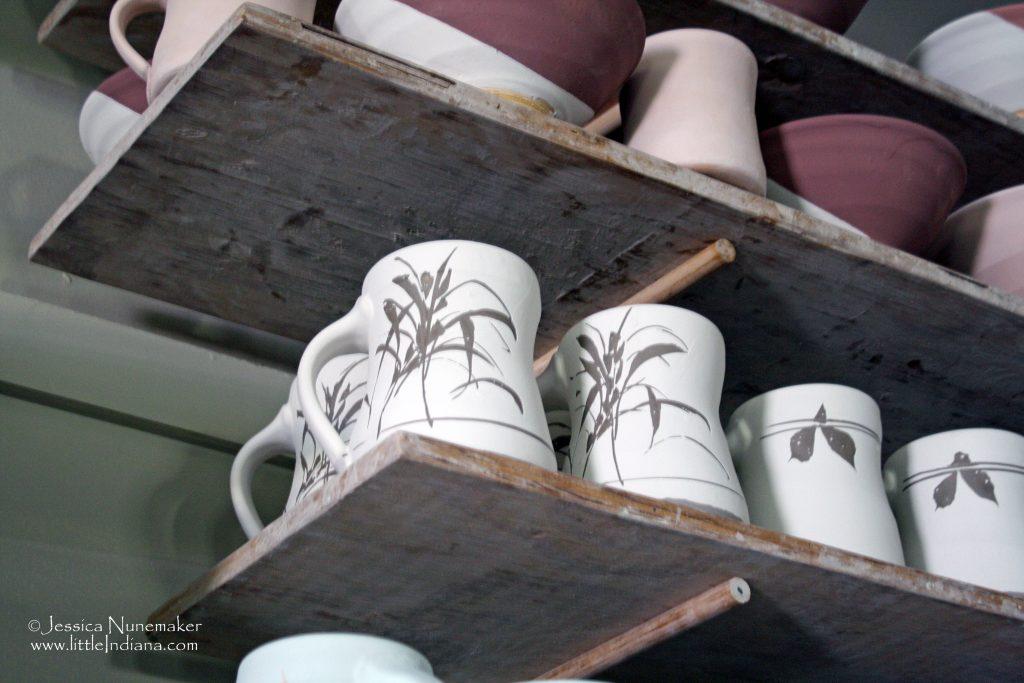 Scott Shafer Stoneware: Centerville, Indiana Pottery