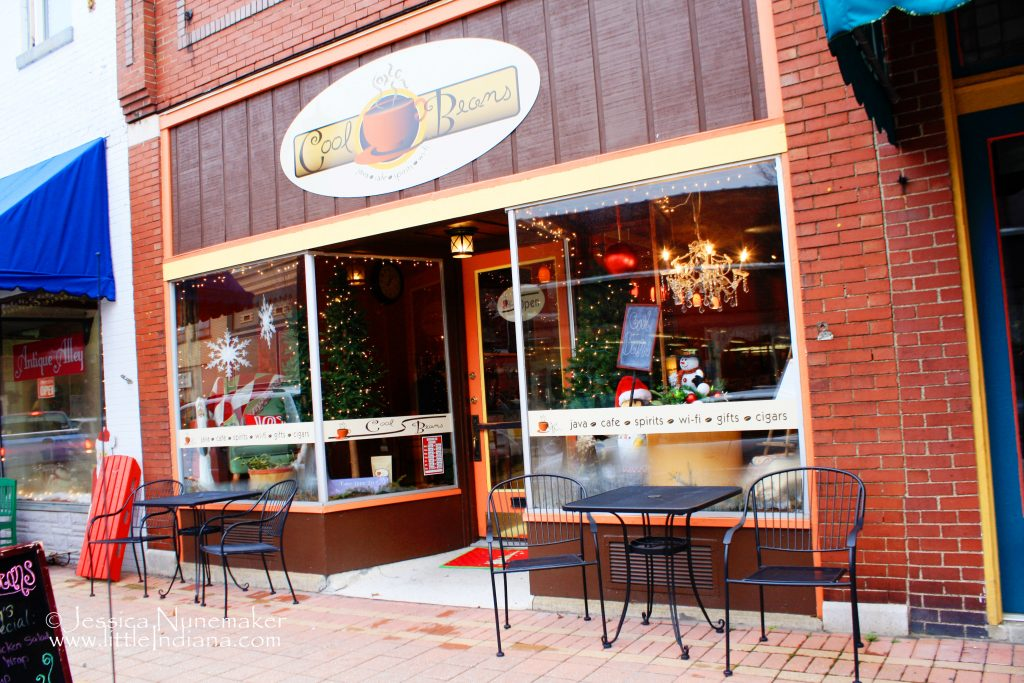 Cool Beans Cafe: Huntingburg, Indiana