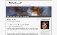Indiana Blogs: Marian Allen