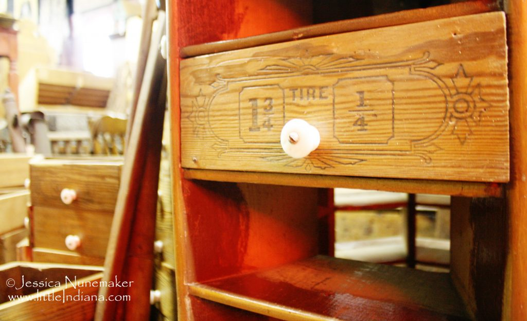 The Olde Brass Hog Antiques: Centerville, Indiana