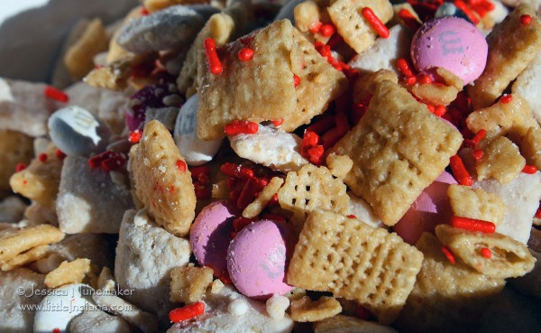 Valentines Day Chex Mix Recipe