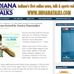 Jessica Nunemaker: little Indiana on Indiana Talks