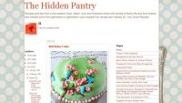Indiana Blogs: The Hidden Pantry