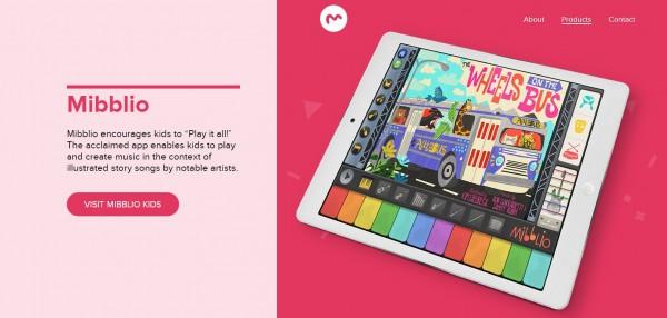 Mibblio App for Kids