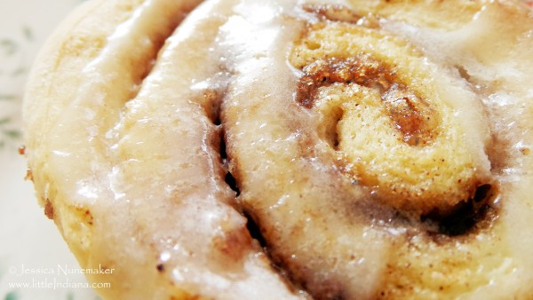 Soft Cinnamon Rolls Recipe